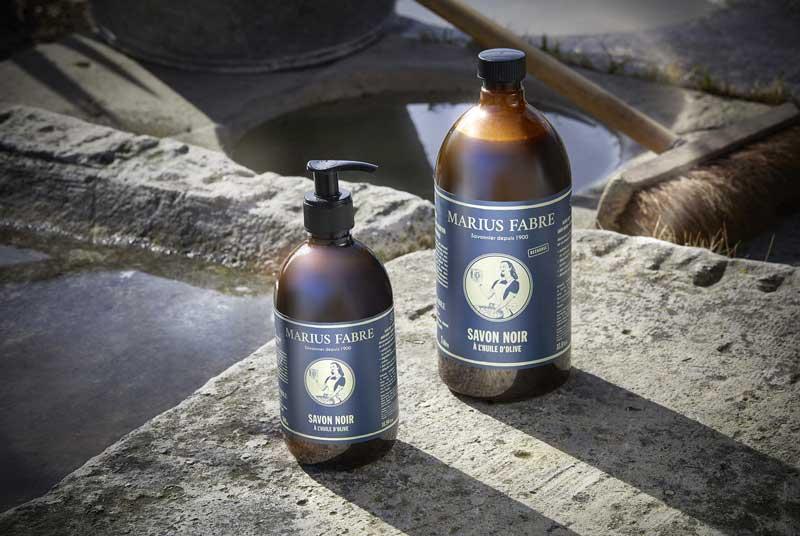 52eaa9edb5e Direction artistique et création du packaging pour la savonnerie Marius  Fabre.