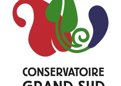 LOGO-conservatoire-grand-sud-graphiste-arles graphiste arles
