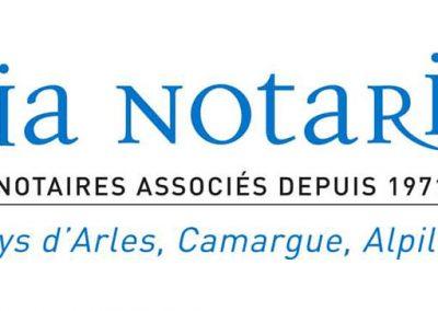Via Notaria | Création et recherche d'un nom, création de l'identité graphique