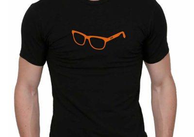 """Extrait d'une collection de t-shirt """"arti"""" sur le thème de Vincent van Gogh"""